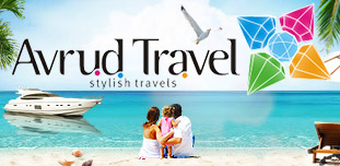 Сайт компании AVRUD Travel